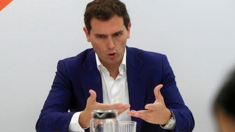 La difícil estrategia de Rivera para gobernar con el PP... sin mancharse de corrupción