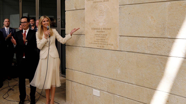 Ivanka Trump en Israel. (Gtres)