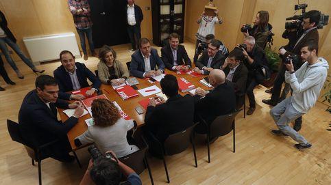 Hernando y Ares, los ganadores en el PSOE pese al fracaso de la investidura