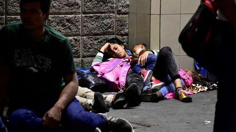 Dentro de la última caravana migrante: ir a EEUU para no verse obligado a matar