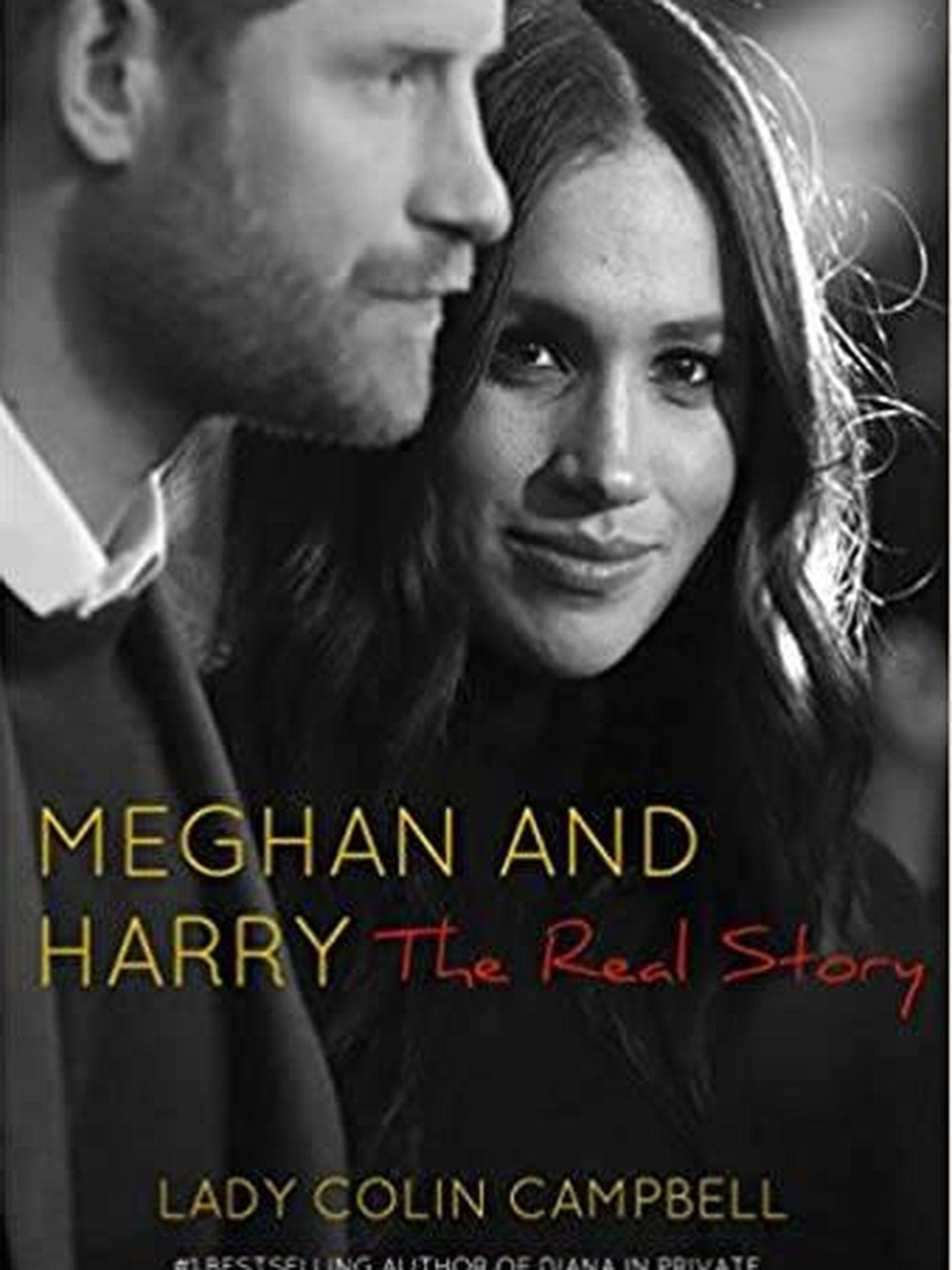 La biografía de Harry y Meghan de Lady Colin Campbell. (Amazon)