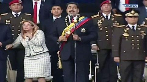 Los vídeos del supuesto atentado contra Nicolás Maduro en Caracas