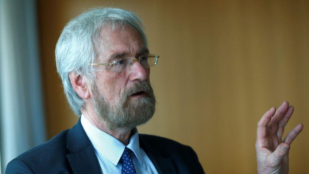 Foto: Peter Praet, economista jefe del BCE. (Reuters)