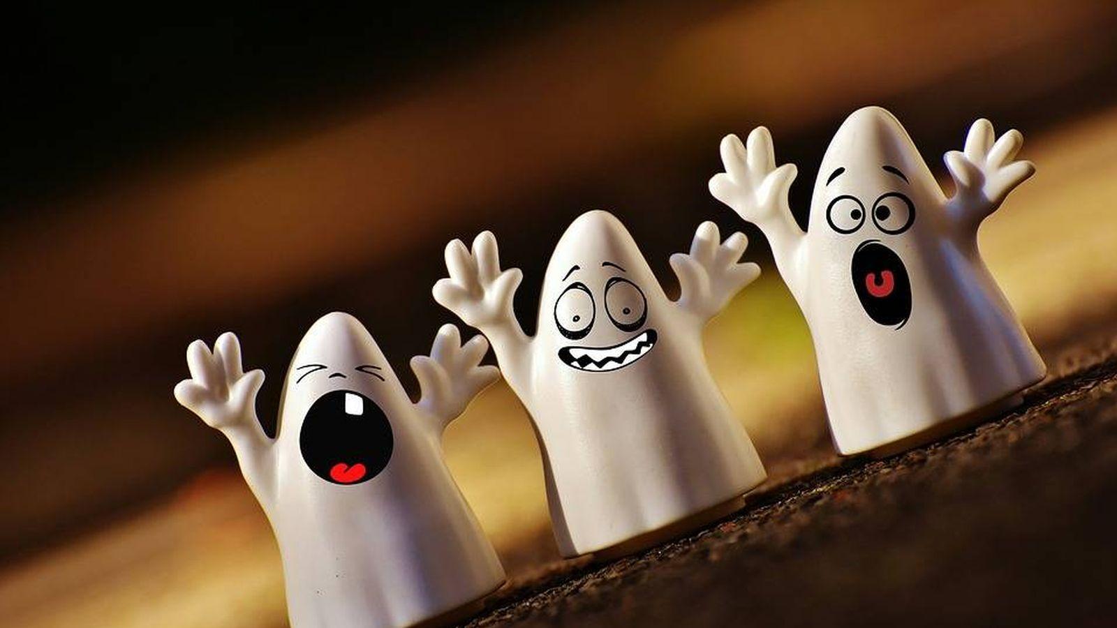 Foto: Ghosting. Foto: Pixabay