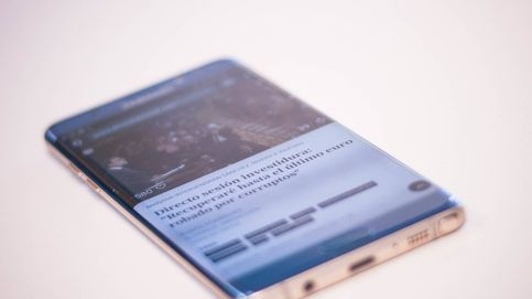 Probamos el Samsung Galaxy Note 7: el gran candidato al mejor Android del año