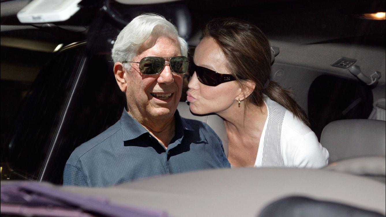 Foto: Isabel Preysler y Mario Vargas Llosa en un fotomontaje realizado en Vanitatis