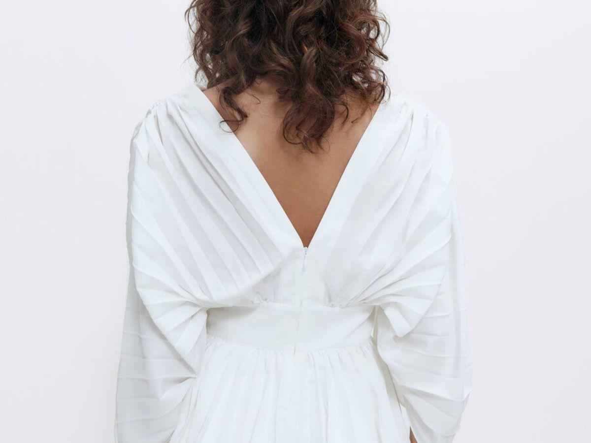 Foto: La blusa de Uterqüe. (Cortesía)