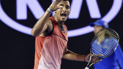 Otro lío de Kyrgios, el 'enfant terrible' del tenis: Si fuera Nadal, no me castigarías