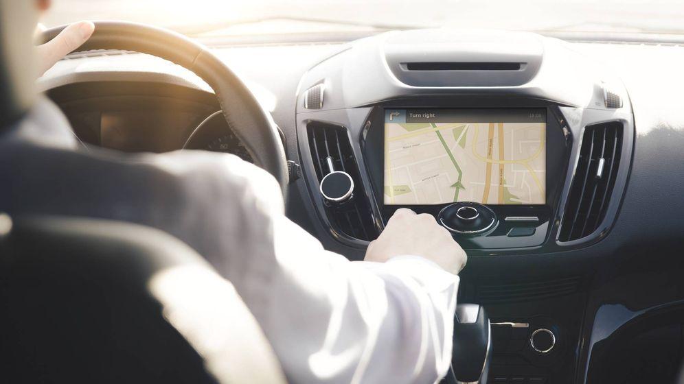 Foto: Un sistema de navegación de un vehículo. (iStockPhoto)