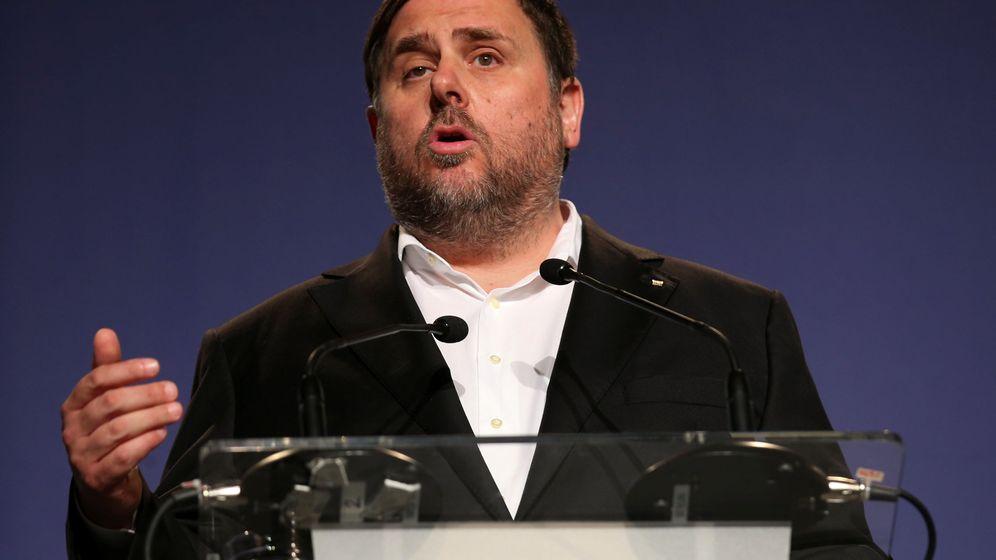 Foto: El vicepresidente económico de Cataluña, Oriol Junqueras. (Reuters)