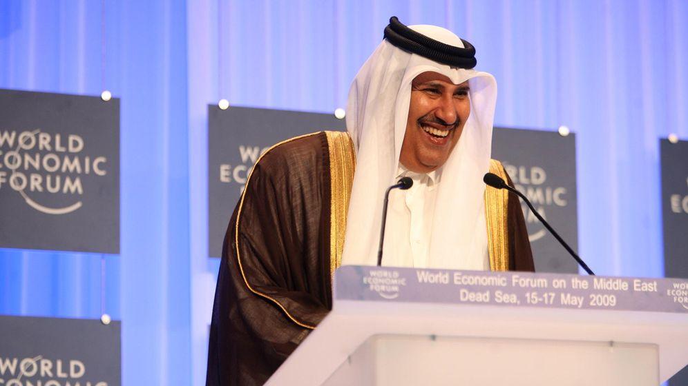 Foto: El jeque Ali Jassim M. J. Al Thani (Wikipedia)