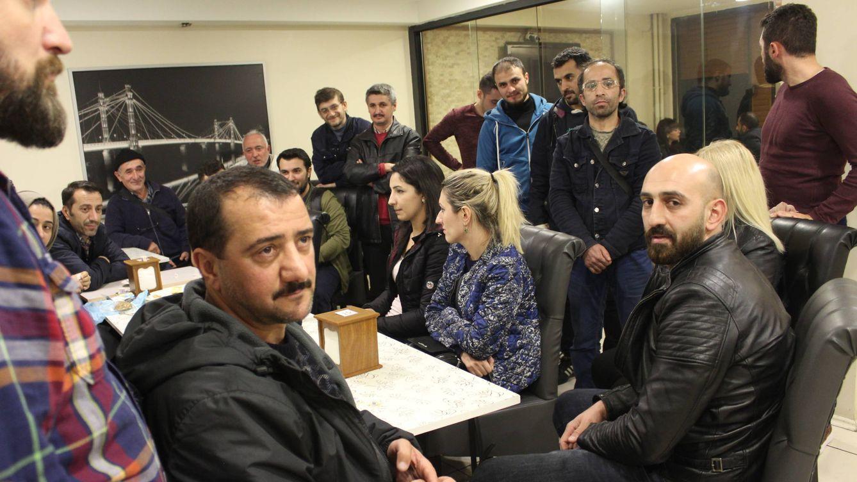 No me han pagado: etiquetas-protesta en las prendas turcas de Zara