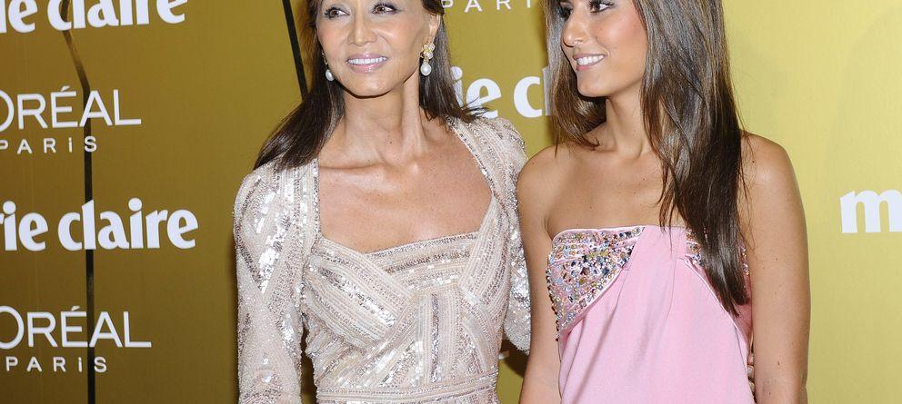 Isabel Preysler 'bendice' la relación de su hija Ana Boyer: Verdasco es encantador