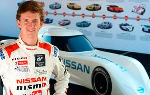 Lucas Ordóñez: En Le Mans vives sensaciones que son únicas