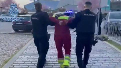 A prisión el conductor de ambulancias por el crimen del hospital de Alcalá y espiar a su pareja