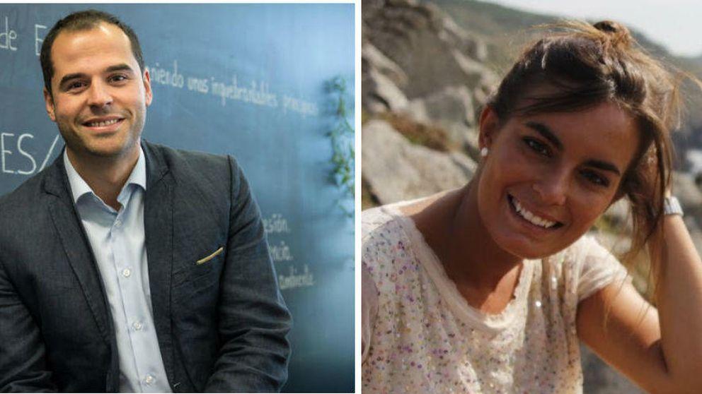 La discreta boda de Ignacio Aguado, el candidato de C's a la Comunidad de Madrid