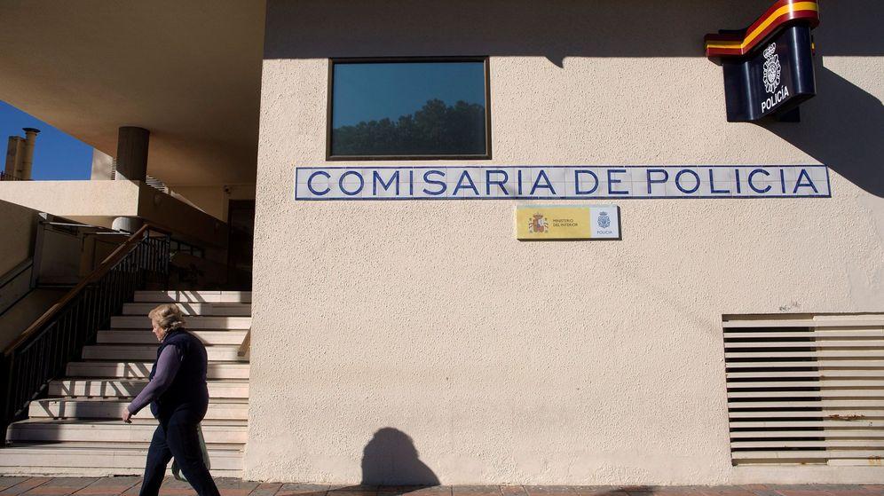 Foto: Comisaría de Policía en Málaga (Efe).