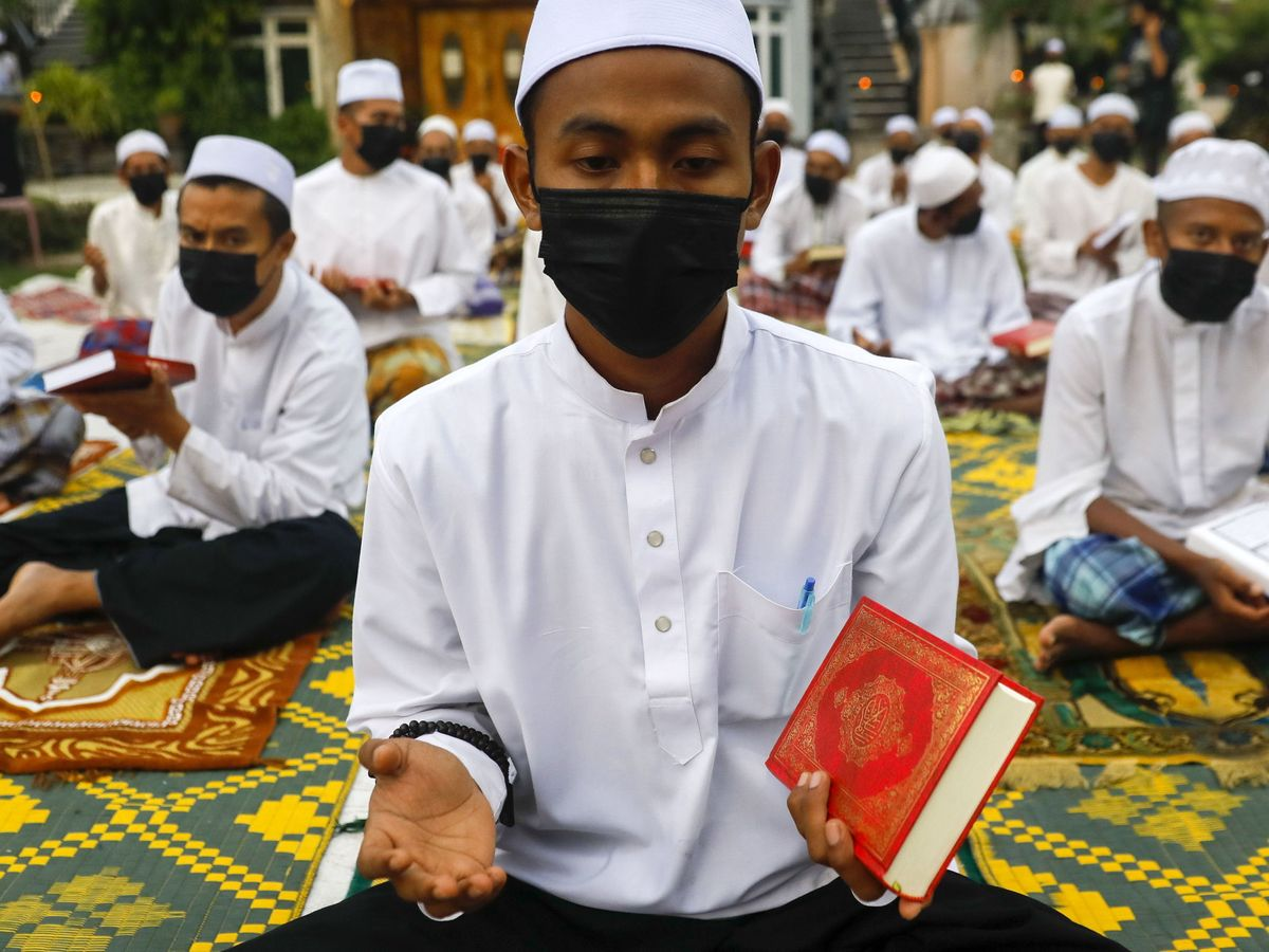 Foto: Nuzul quran celebration during ramadan in malaysia
