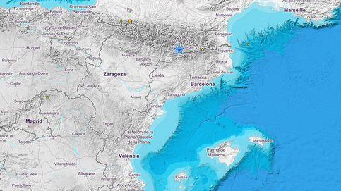 Un terremoto de magnitud 4.3 sacude varias localidades de Lleida y Barcelona