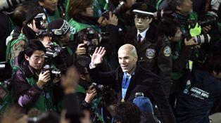 La mano blanda de Zidane sí que es la hostia