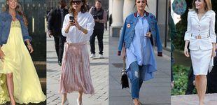 Post de Letizia y Paula Echevarría, madres con mucho estilo en las que inspirarse