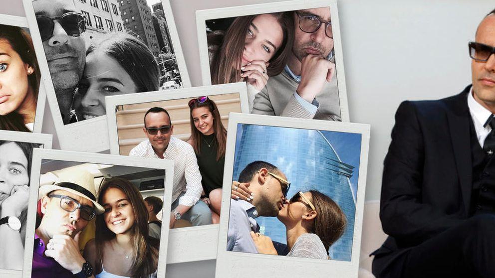 El noviazgo de Risto Mejide y Laura Escanes, a juicio en la familia de ella