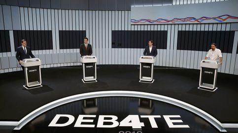 Las mentiras y las verdades del debate entre Rajoy, Sánchez, Iglesias y Rivera