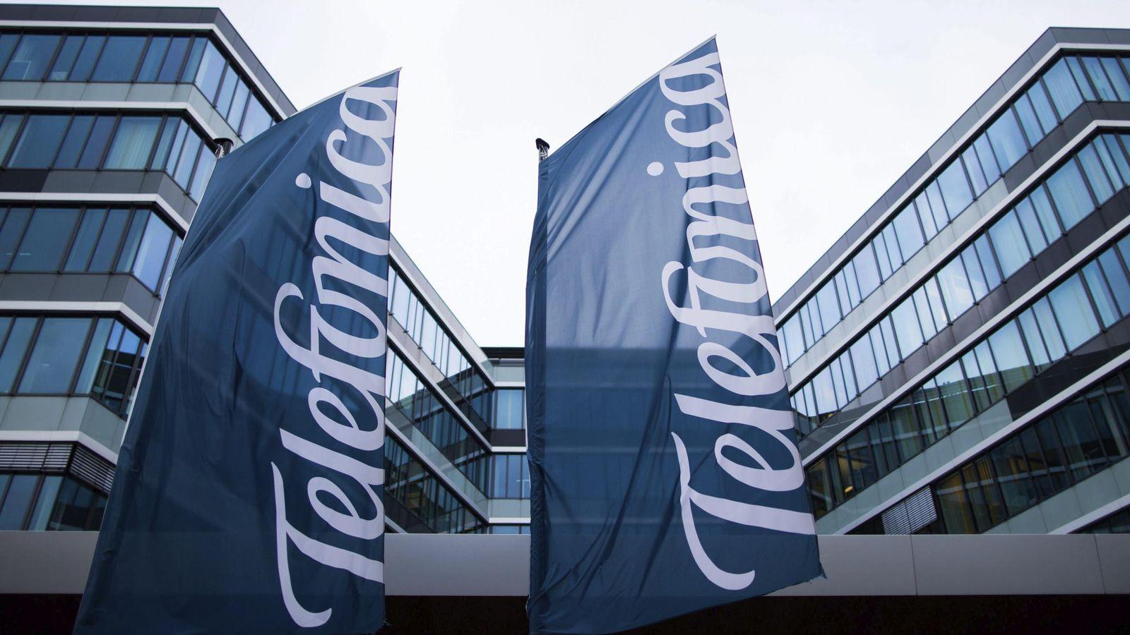 Foto: Sede de Telefónica en Düsseldorf (Alemania)