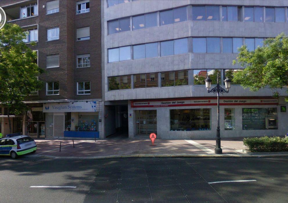 L nea directa bankinter paga 40 millones a la comunidad for Edificio de la comunidad de madrid