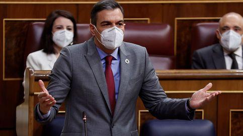 Sánchez carga de generalidades la presentación del Plan de Transformación en el Congreso