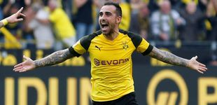 Post de La vida de Paco Alcácer en Dortmund con su amigo Achraf y su 'padrino' Reus