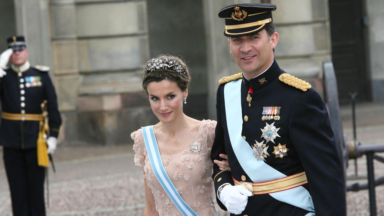 Familia real espa ola felipe y letizia ya tienen la - Casa de los reyes de espana ...