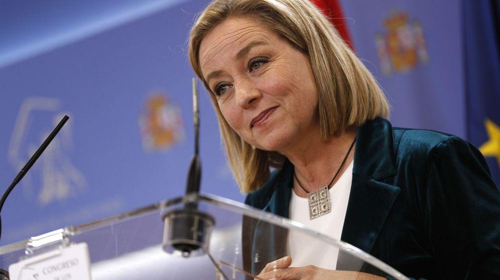 Foto: La diputada de Coalición Canaria, Ana Oramas. (EFE)