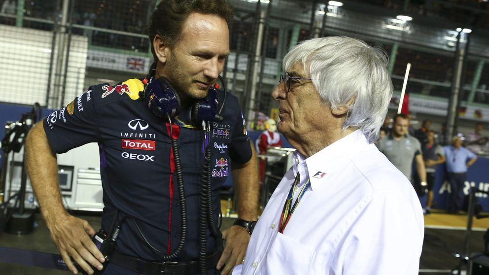 La guillotina puede esperar en Red Bull: Ecclestone dice que todo está en orden