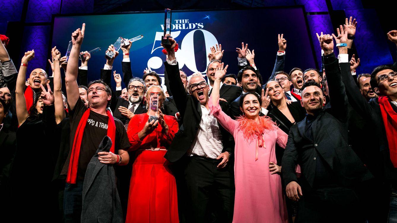 Foto: The World's 50 Best Restaurants es el reconocimiento a la excelencia y el buen hacer de la gastronomía internacional.