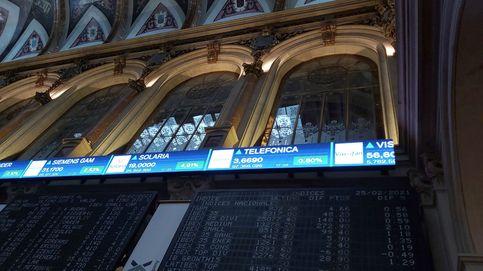 El Ibex se da la vuelta y recupera los 8.300 pendiente de las tensiones en la deuda