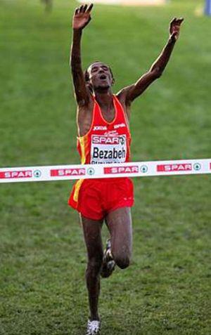 De los atletas implicados en la Operación Galgo, sólo Bezabeh se quedará sin beca ADO para 2011