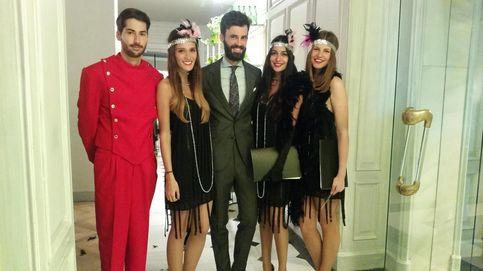 Los hermanos Solís llenan de famosos el hotel valenciano de Hemingway