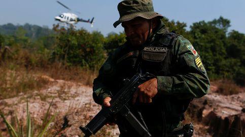 El fuego se expande por la Amazonia: operación contra la tala ilegal