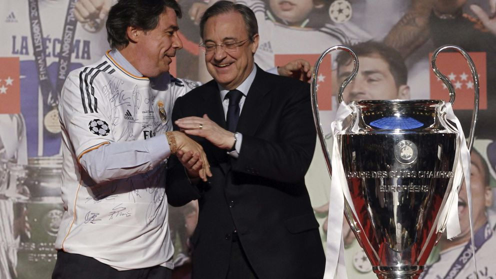La 'estrategia' de Florentino Pérez encamina al Real Madrid a la Undécima