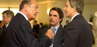 Post de Chirac, el presidente que echó a Aznar en brazos de Bush
