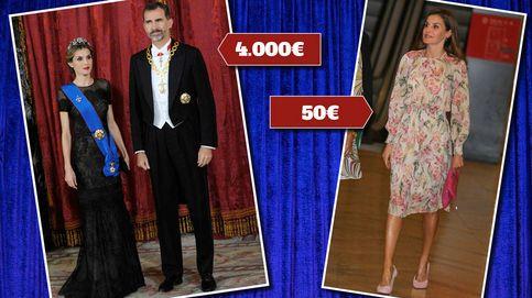 Estos son los vestidos más caros y más baratos de la reina Letizia