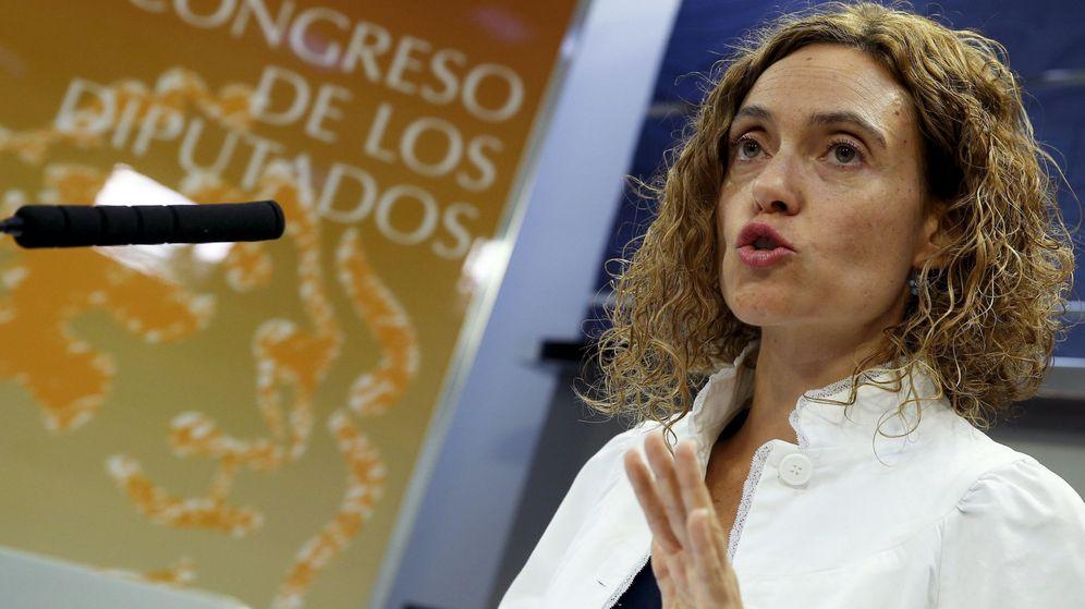 Foto: La portavoz adjunta del Grupo Parlamentario Socialista, Meritxell Batet (Efe).