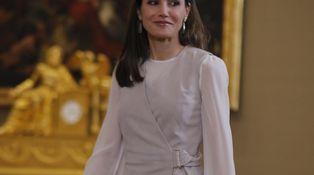 Doña Letizia y su nuevo y discreto estreno antes de su 'breve' ausencia