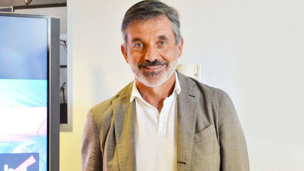 Foto: Emilio Sánchez Vicario, en una imagen reciente. (EFE)