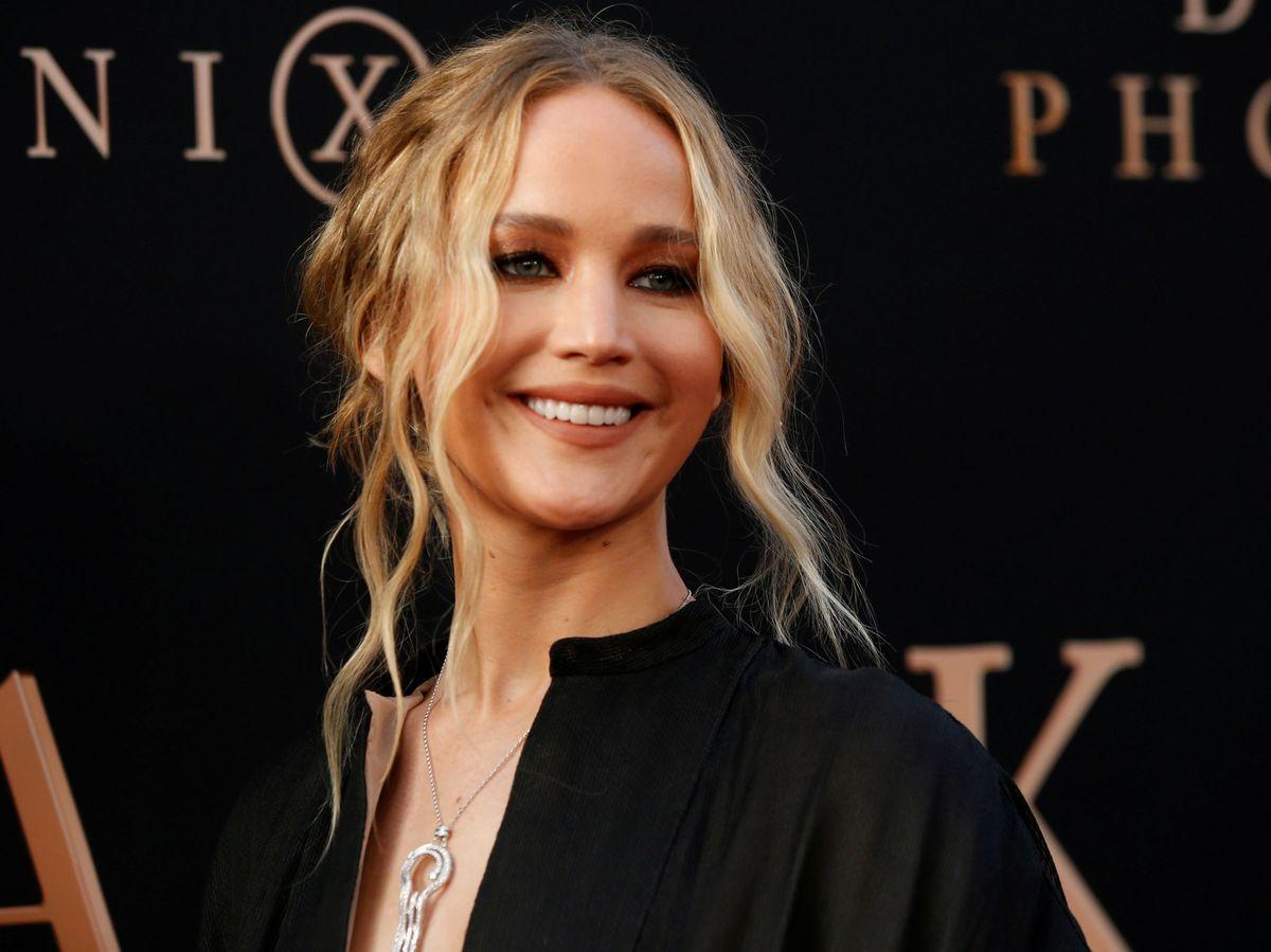 Foto: El cabello de Jennifer Lawrence es especialmente poroso y el encrespamiento suele hacer acto de presencia en más de una de sus apariciones. (Reuters)