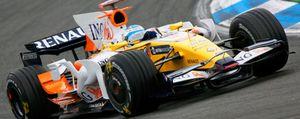 Hamilton domina y Alonso es sexto en una jornada poco significativa para la clasificación oficial