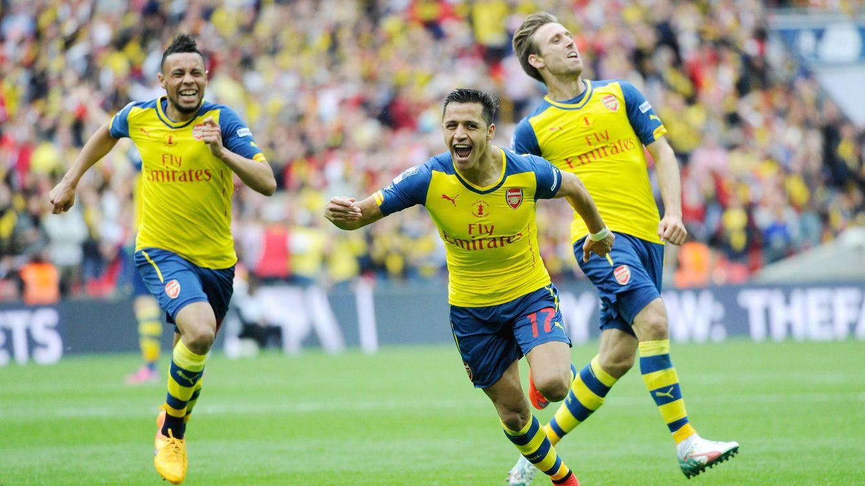 El Arsenal de Wenger no encuentra rival para ganar de nuevo la prestigiosa FA Cup