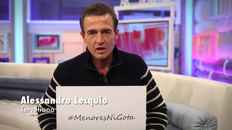 Lequio traiciona a Eugenia Martínez de Irujo en el directo de Ana Rosa