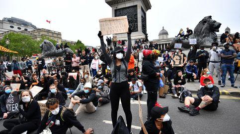El Black Lives Matter aterriza en Europa: Menos racismo sigue siendo racismo